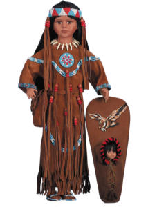 26'' Sacagawea with Papoose